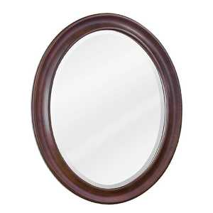 HARDWARE RESOURCES MIR062 Clairemont Nutmeg Mirror 23-3/4 x 31-1/2 in