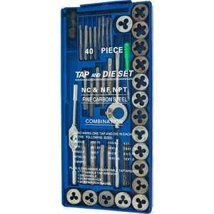 Hawk Tools TZ5640A Tap & Die Set Sae