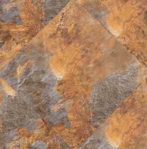 Heart Of America S21783 18-Inch X 18-Inch Stylesque Volcano Durable Vinyl Tile - Carton Of 16