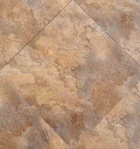 Heart Of America S61923 18-Inch X 18-Inch Stylesque Sahara Durable Vinyl Tile - Carton Of 16