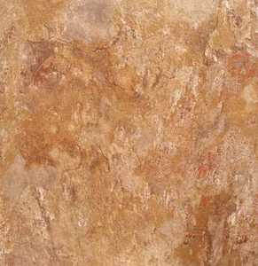 Heart Of America ESB000819 12-Inch X 12-Inch Earthstone Rust Marble Vinyl Tile