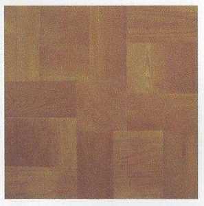 Heart Of America 52866 Decora 12x12 Nutmeg Vinyl Tile