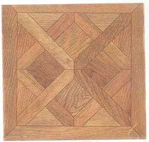 Heart Of America TC5705 Ultrashine 12x12 Fancy Wood Vinyl Tile Carton Of 45