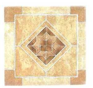 Heart Of America H-420 ULTRA Ultrashine 12x12 Rustic Diamond Vinyl Tile Individual Tile