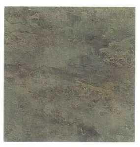 Heart Of America CL1700EVERSHINE Evershine 12x12 Rustic Brown Stone Vinyl Tile Individual Tile