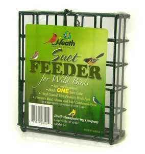 HEATH MFG S-1-8 Single Suet Feeder