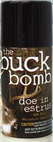 The Buck Bomb MMBBDE-P1 Doe In Estrus Buck Bomb 5 oz