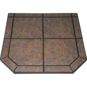 Hearth & Home Technologies 4040SQ-TAR-T1 Hearth Pad 40x40 Type I Tartar