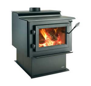 Heatilator Eco Choice ECO-ADV-WS22 55,600 Btu Wood Burning Stove