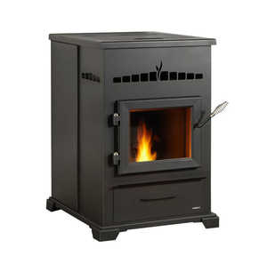 Heatilator Eco Choice ECO-CAB50 50k Btu Pellet Stove