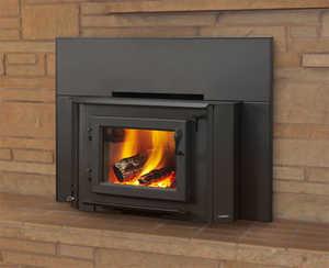 Heatilator Eco Choice ECO-WINS18 42k Btu Wood Burning Insert Stove