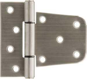 Hillman 853354 Stainless Steel T Hinge Heavy Duty 4x4/2x4 Cd