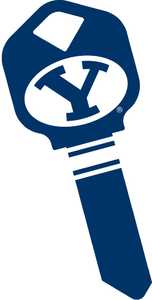Hillman 89821 Brigham Young University Key - Kw1/66