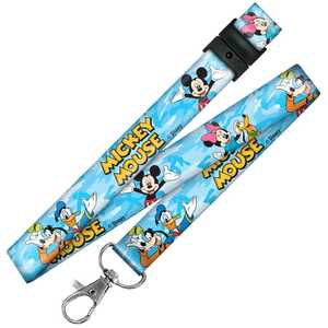 The Hillman Group 712130 Mickey Mouse Breakaway Neck Lanyard