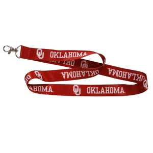 Hillman 712117 University Of Oklahoma Neck Lanyard