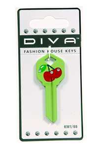 Hillman 87032 Diva Cherries Key - Kw1/66
