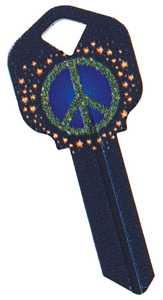 Hillman 87195 Peace Key