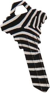 Hillman 88759 Zebra Key