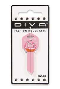 Hillman 89574 Diva - Cupcake Key