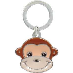 Hillman 711665 Monkey 3d Key Chain