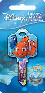 The Hillman Group 87654 Finding Nemo House Key