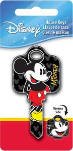 The Hillman Group 87649 Mickey Mouse House Key