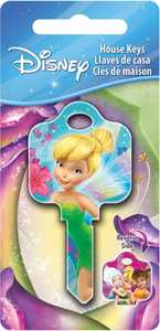 The Hillman Group 87658 Tinker Bell And Fairies House Key
