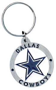 The Hillman Group 710870 Dallas Cowboys Key Chain