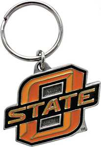 The Hillman Group 711168 Oklahoma State University Key Chain
