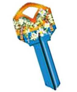 Hillman 89874 Hawaiian Key - Kw1/66