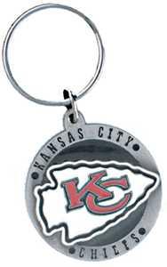 Hillman 710877 Kansas City Chiefs Key Chain