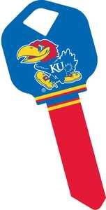 Hillman 89861 University Of Kansas Key - Kw1/66