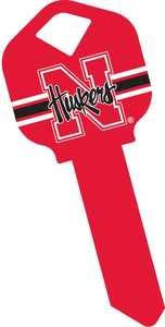 Hillman 89854 University Of Nebraska Key