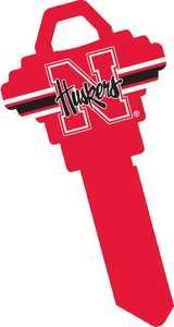 Hillman 89991 University Of Nebraska Key