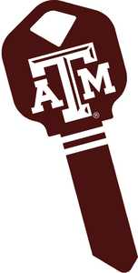 Hillman 89845 Texas A&m University Key - Kw1/66