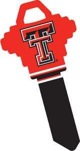 Hillman 89983 Texas Tech University Key - Sc1/68