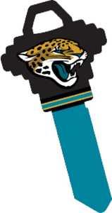 The Hillman Group 89600 Jacksonville Jaguars House Key