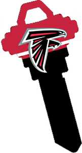 The Hillman Group 89612 Atlanta Falcons House Key