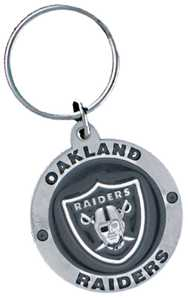 Hillman 710859 Oakland Raiders Key Chain