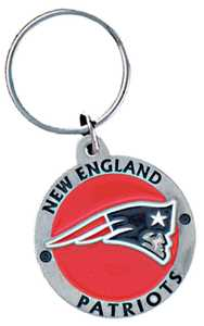 The Hillman Group 710862 New England Patriots Key Chain