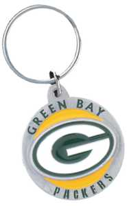 The Hillman Group 710864 Green Bay Packers Key Chain