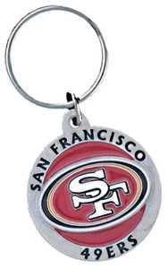 Hillman 710866 San Francisco 49ers Key Chain