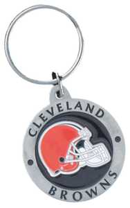 The Hillman Group 710869 Cleveland Browns Key Chain
