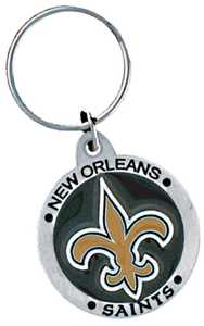 The Hillman Group 710878 New Orleans Saints Key Chain