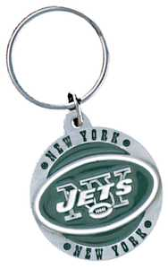 The Hillman Group 710882 New York Jets Key Chain