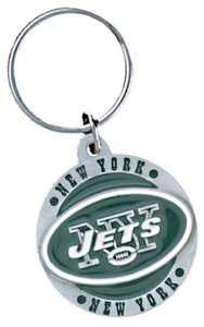 Hillman 710882 New York Jets Key Chain