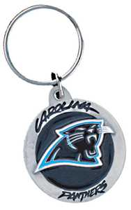 The Hillman Group 710884 Carolina Panthers Key Chain