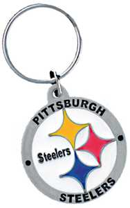 The Hillman Group 710887 Pittsburgh Steelers Key Chain