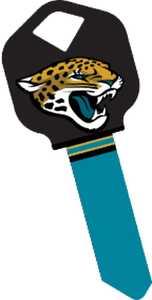 Hillman 89777 Jacksonville Jaguars Key - Kw1/66