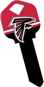 The Hillman Group 89789 Atlanta Falcons House Key